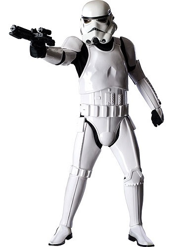 Authentic Stormtrooper Costume - Supreme Edition