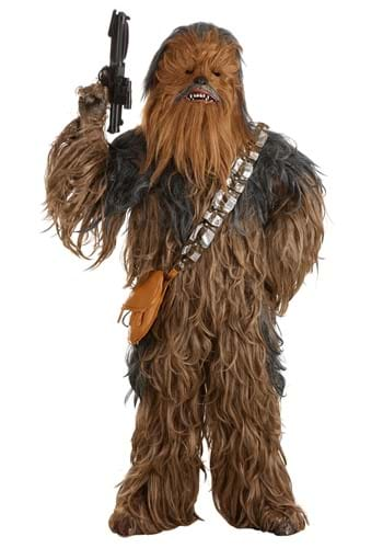 Authentic Chewbacca Costume