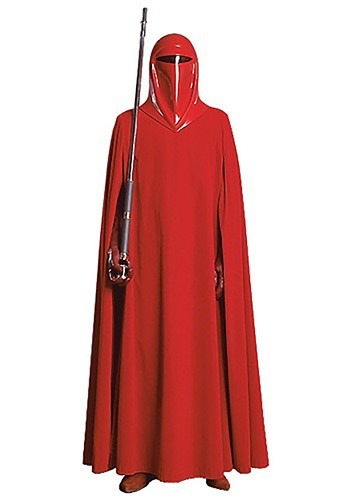 Authentic Imperial Guard Costume