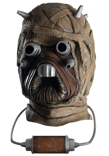 Mens Tusken Raider Latex Mask