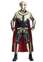 Mens Deluxe General Grievous Costume
