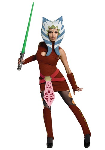 Adult Ahsoka Womens Costume