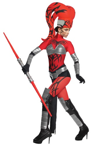 Womens Deluxe Darth Talon Costume