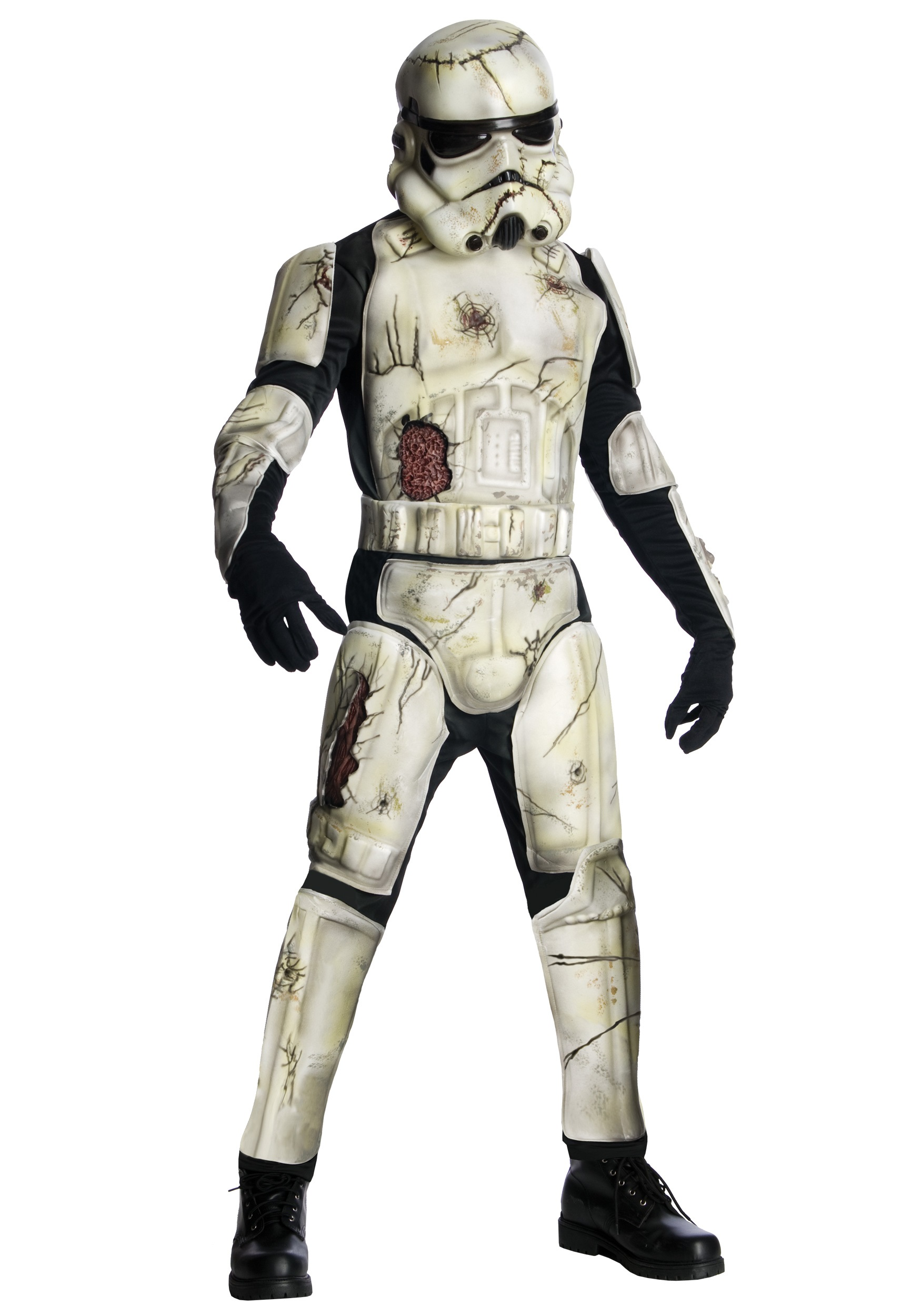 Mens Deluxe Death Trooper Costume  sc 1 st  Buy Star Wars Costumes : stormtrooper costume for hire  - Germanpascual.Com