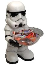 Star Wars Stormtrooper Candy Bowl Holder