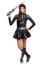 Darth Vader Tween Girls Costume