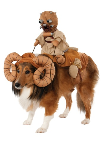 Doggie Bantha Costume