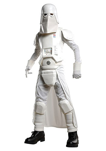 Child Deluxe Snow Trooper Costume