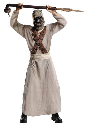 Adult Deluxe Tusken Raider Costume