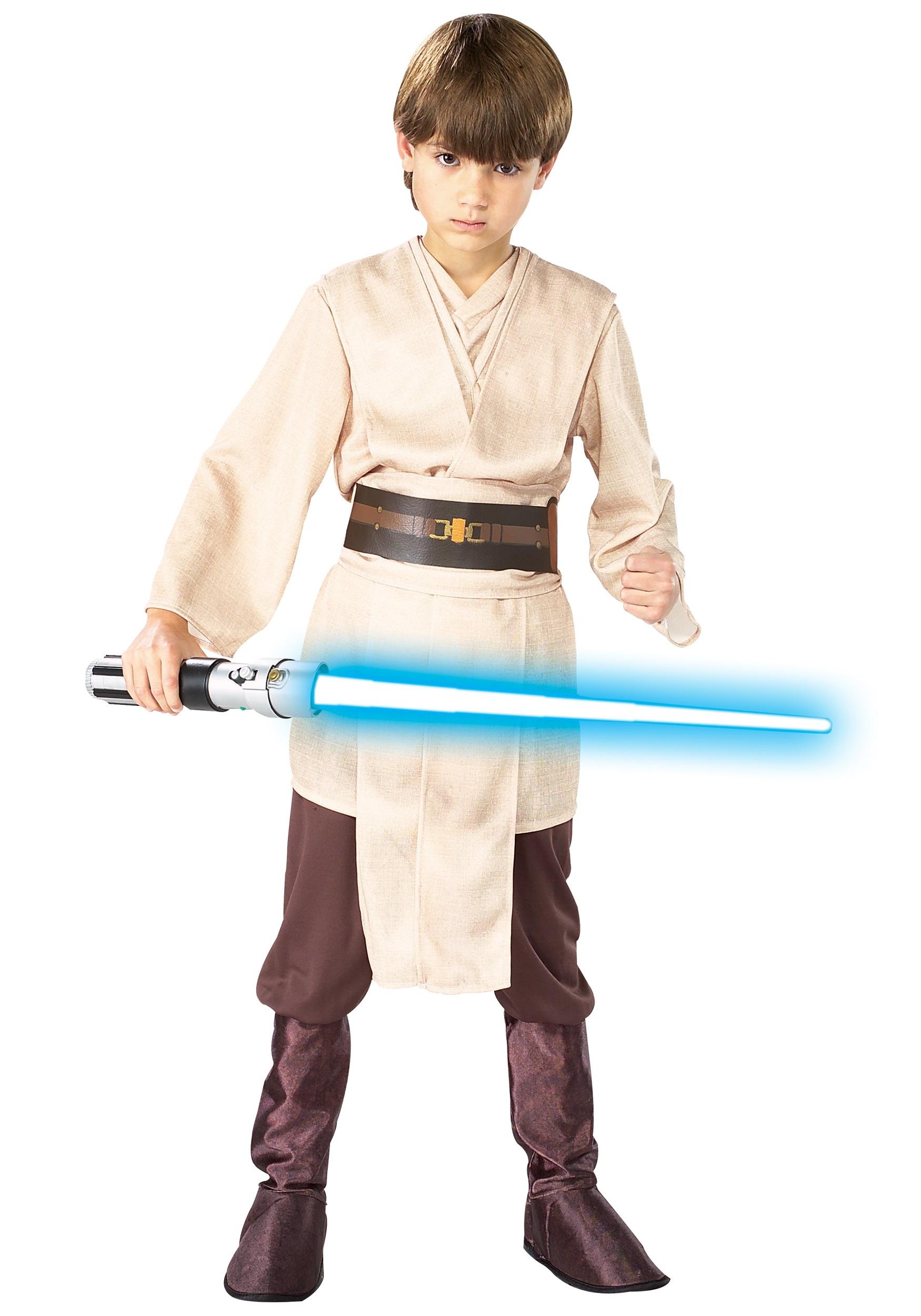 STAR WARS COSTUMES: : Star Wars Jedi