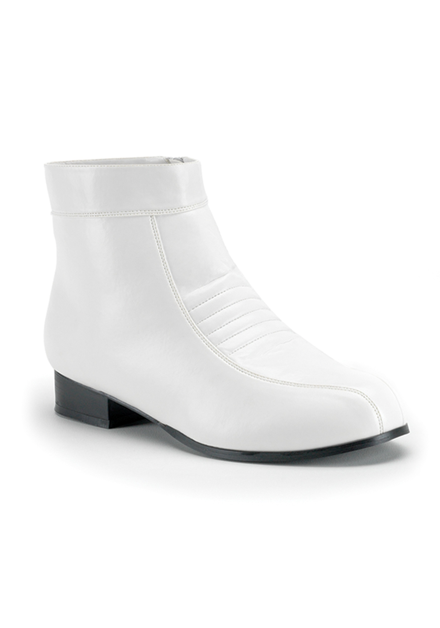 Stormtrooper Boots White Mens Costume Boots