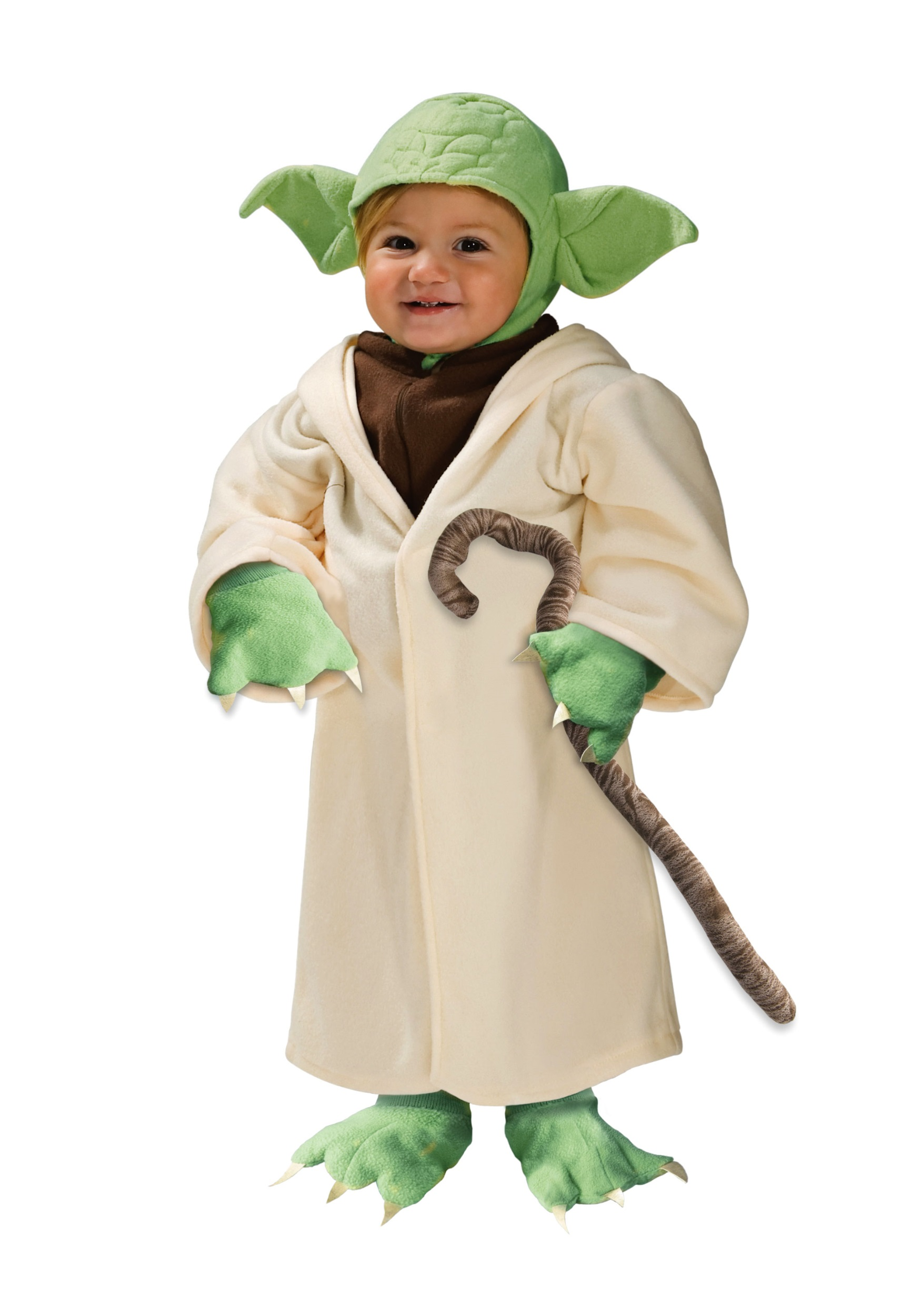 toddler yoda costume baby yoda halloween costume. Black Bedroom Furniture Sets. Home Design Ideas