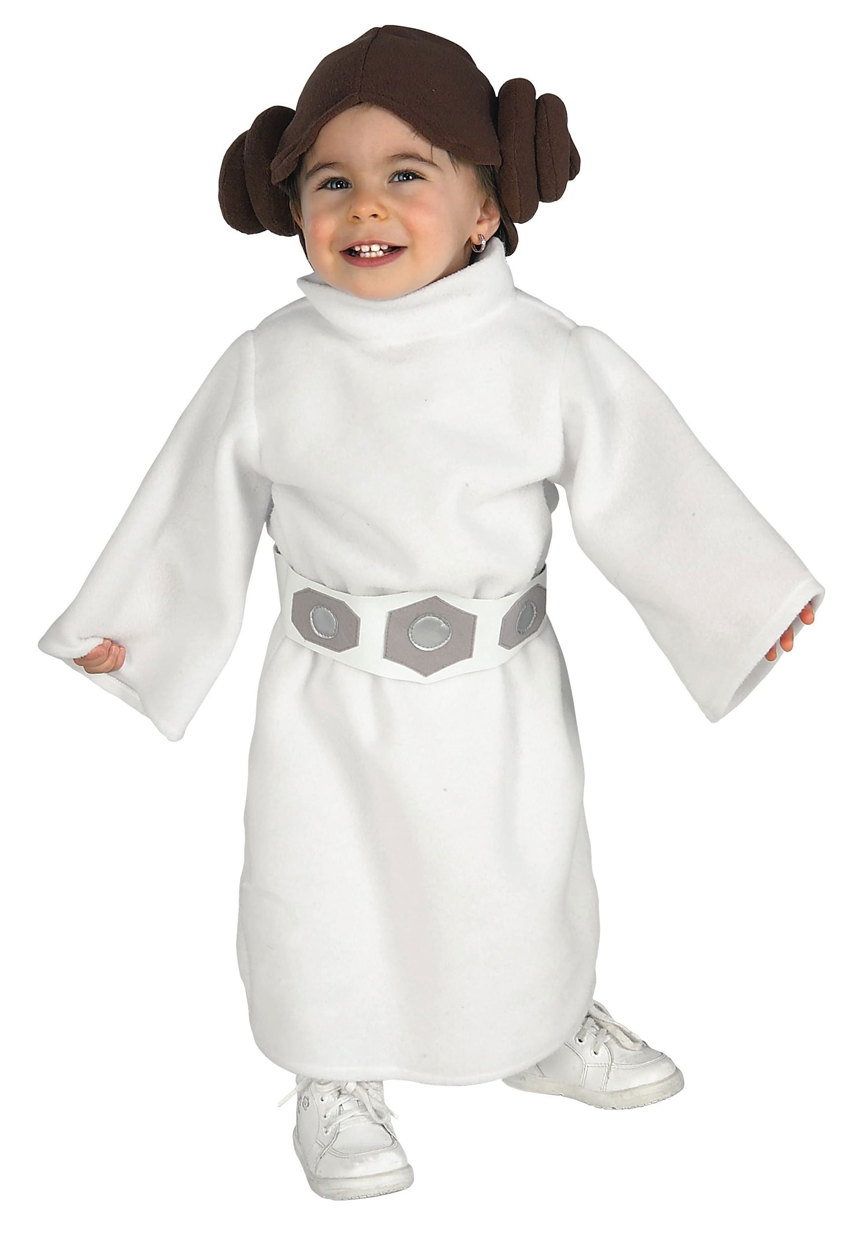 Toddler Princess Leia Costume  sc 1 st  Buy Star Wars Costumes & Toddler Princess Leia Costume - Baby Princess Leia Costume