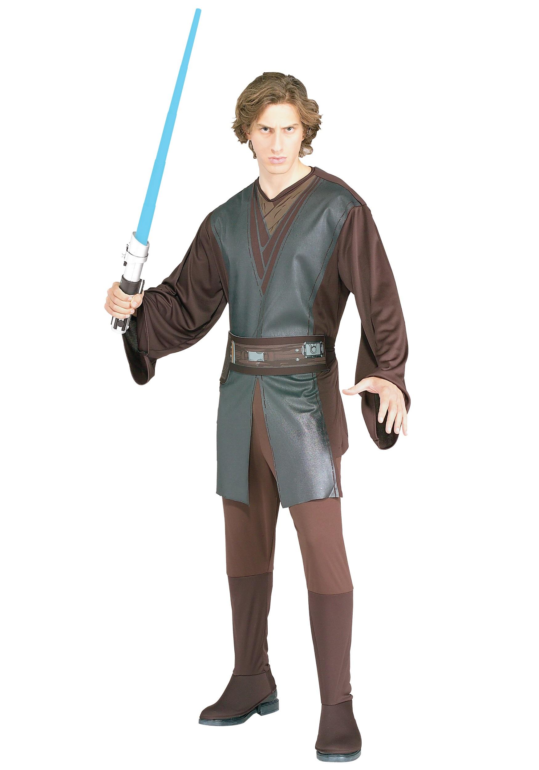 Anakin Skywalker Costume - Anakin Jedi Costume