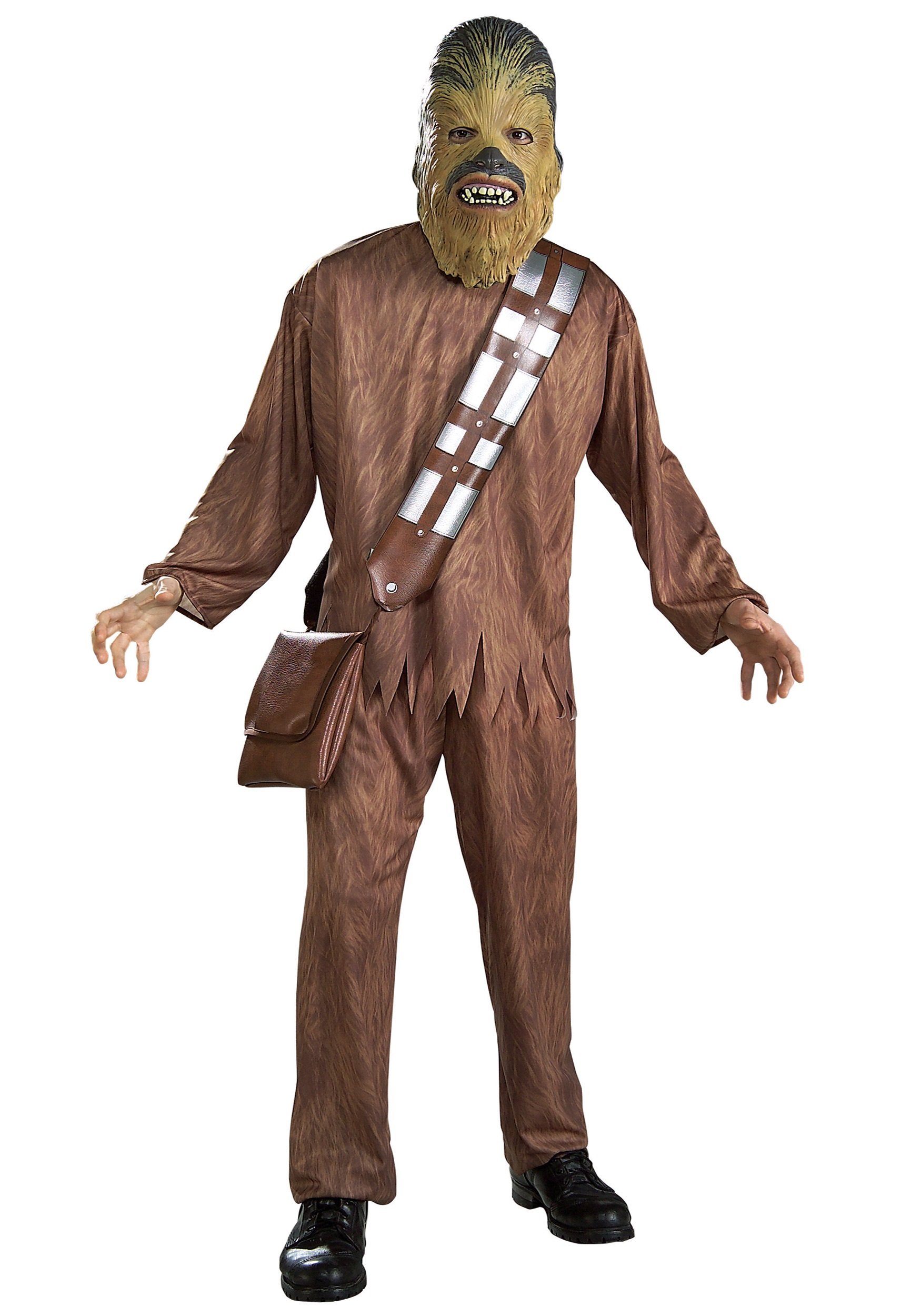 Adult Chewbacca Costume - Classic Star Wars Costumes