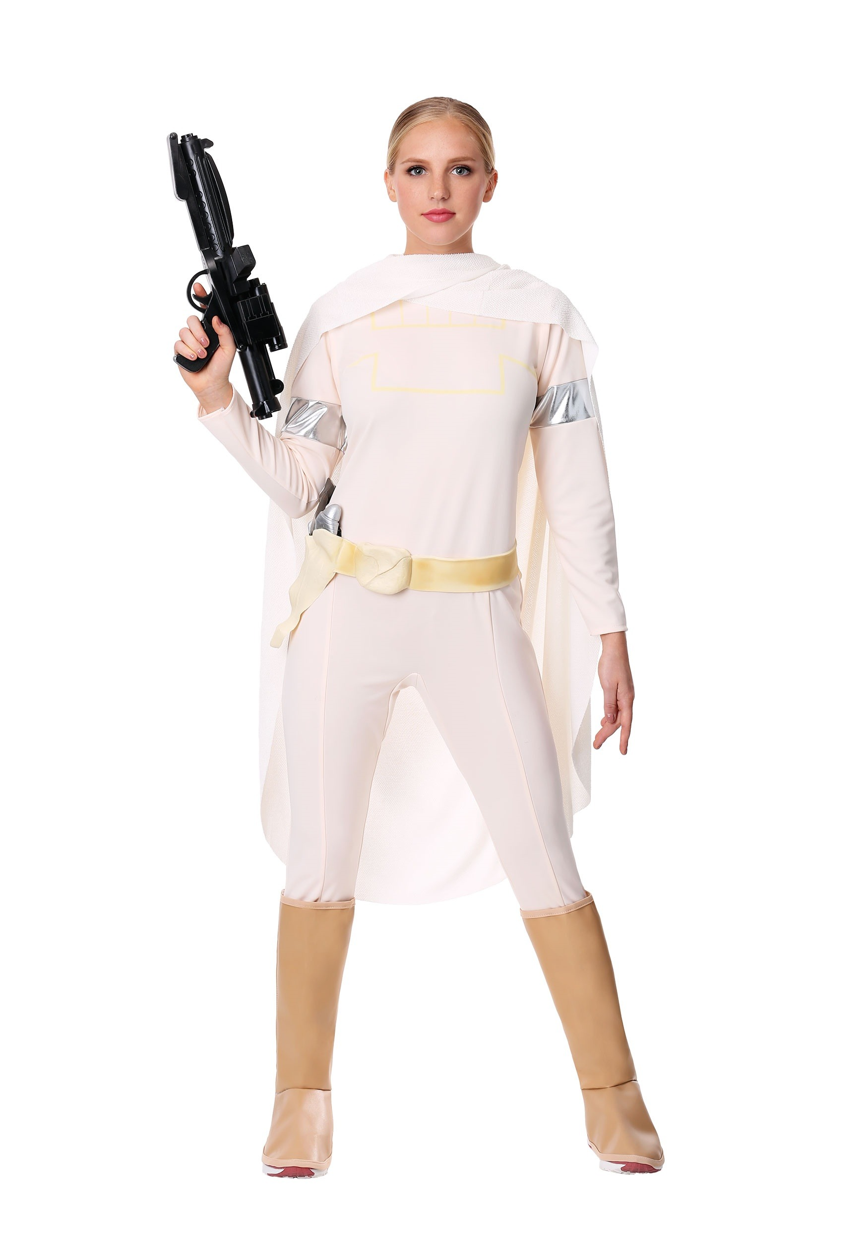 deluxe padme amidala costume official star wars costume. Black Bedroom Furniture Sets. Home Design Ideas