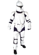 Deluxe Clone Trooper Costume Episode II