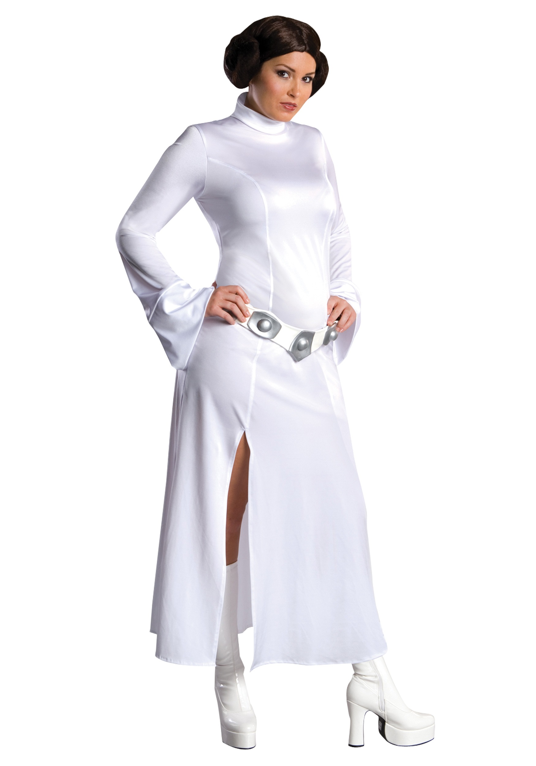 Princess Leia Costume Plus Size Plus Size Halloween Costume