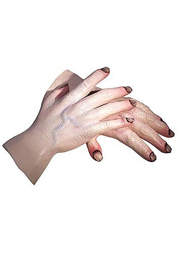 Emperor Palpatine Deluxe Latex Hands