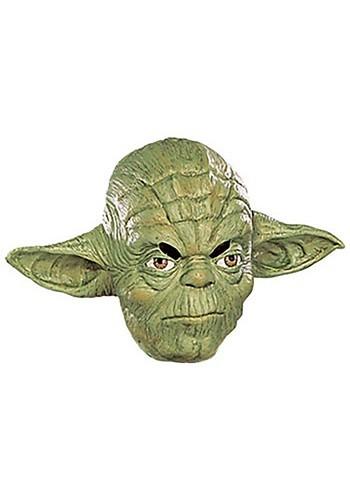 Yoda 3/4 Vinyl Mask