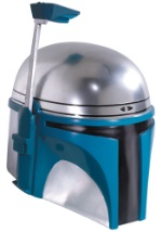 Jango Fett Deluxe Injection Molded Helmet