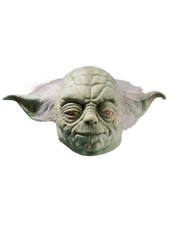 Yoda Deluxe Latex Mask