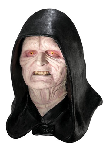 Emperor Palpatine Deluxe Latex Mask
