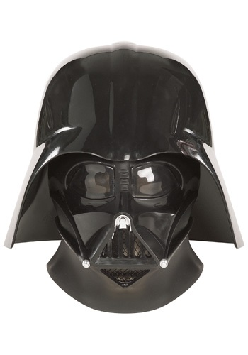 Authentic Darth Vader Mask & Helmet