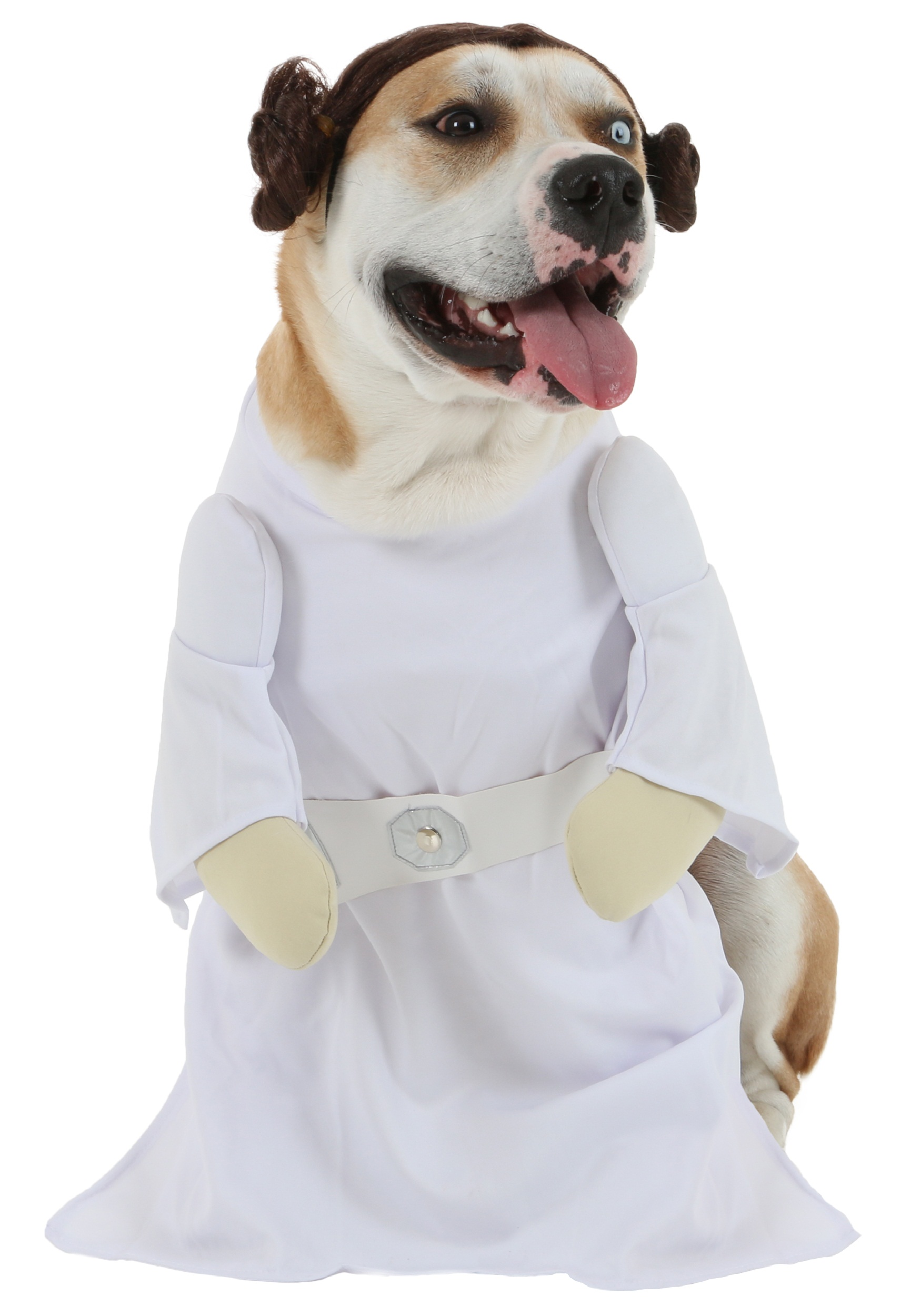 Princess Leia Dog Costume  sc 1 st  Buy Star Wars Costumes & Princess Leia Dog Costume - Star Wars Pet Dog Costume