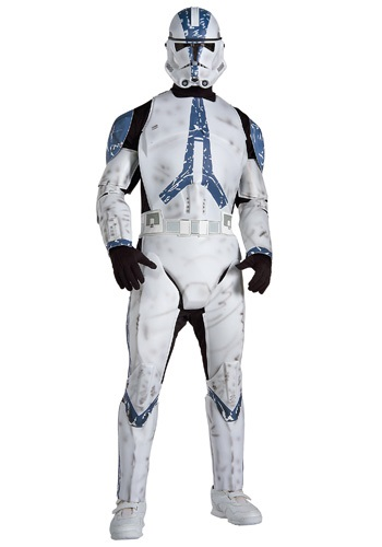 Deluxe Clone Trooper Costume Episode III