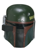Boba Fett Deluxe Collector's Helmet