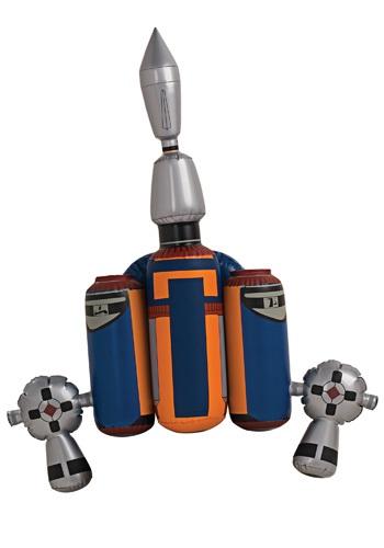 Jango Fett Backpack - Star Wars Halloween Accessory