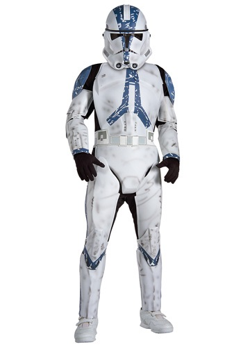 Deluxe Child Clone Trooper EP3 Costume