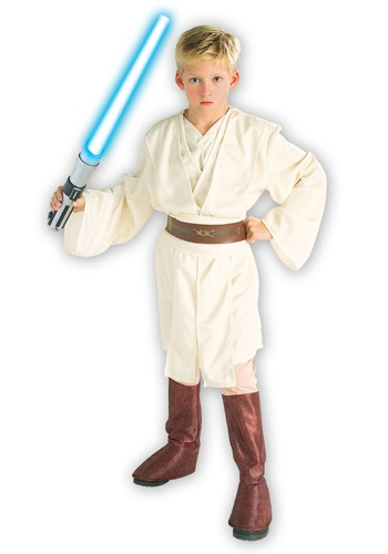 Child Deluxe Obi Wan Kenobi Costume