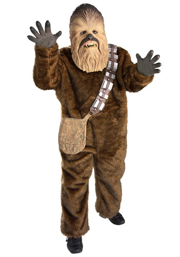 Deluxe Child Chewbacca Costume