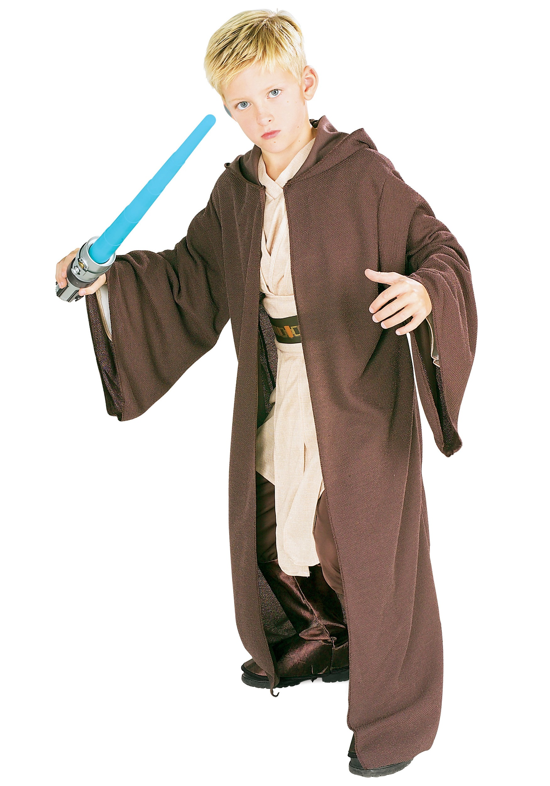 Child Deluxe Jedi Knight Costume Child Deluxe Jedi Robe