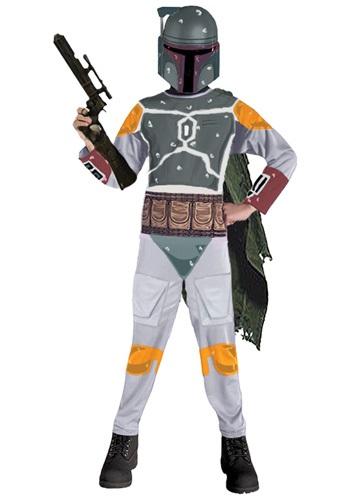 Child Boba Fett Costume