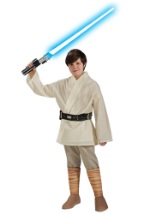 Deluxe Kids Luke Skywalker Costume
