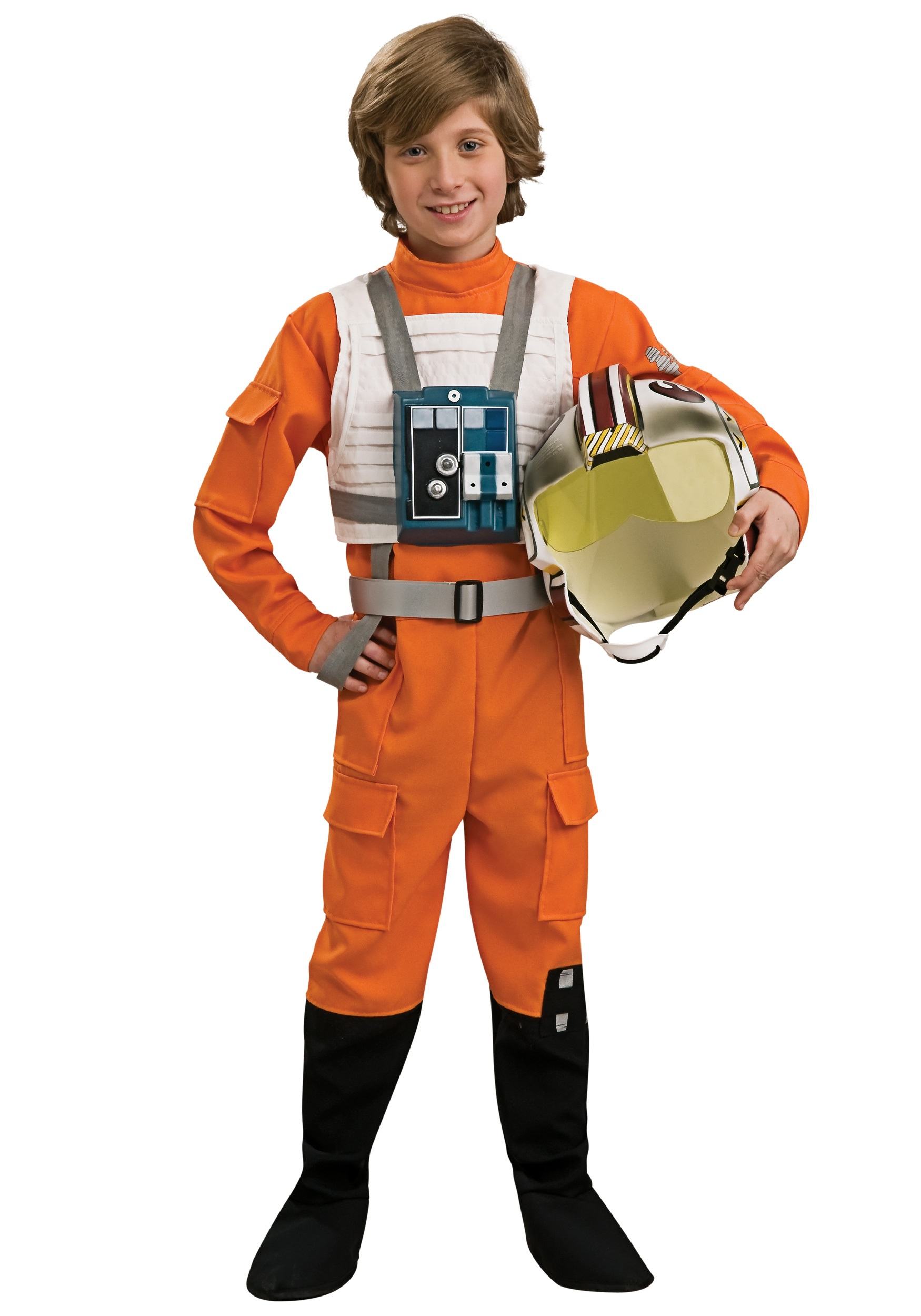 Kids X-Wing Pilot Costume  sc 1 st  Buy Star Wars Costumes & Kids Star Wars Costumes - Childrenu0027s Child