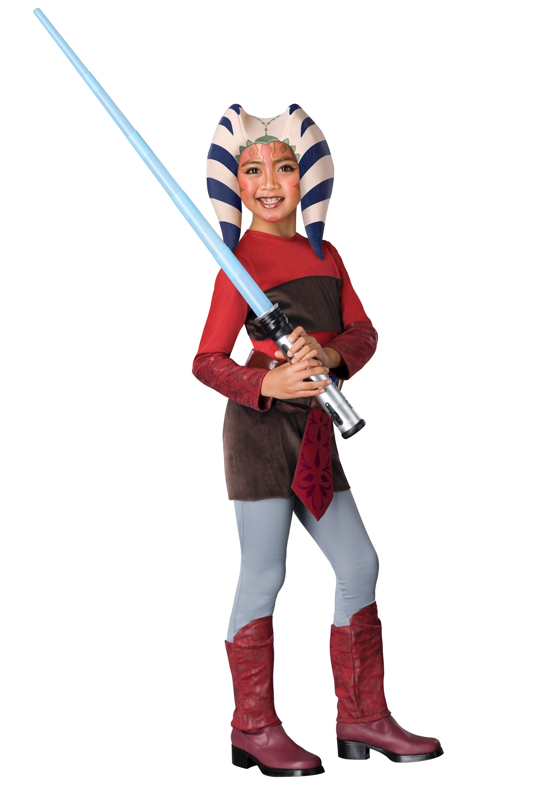Child Ahsoka Costume - Star Wars Halloween Costume