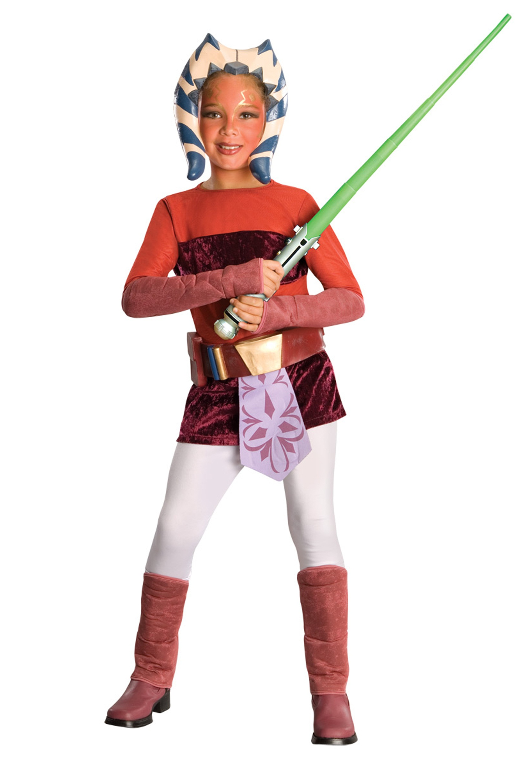 Child Deluxe Jedi Knight Costume Deluxe Child Ahsoka Costume