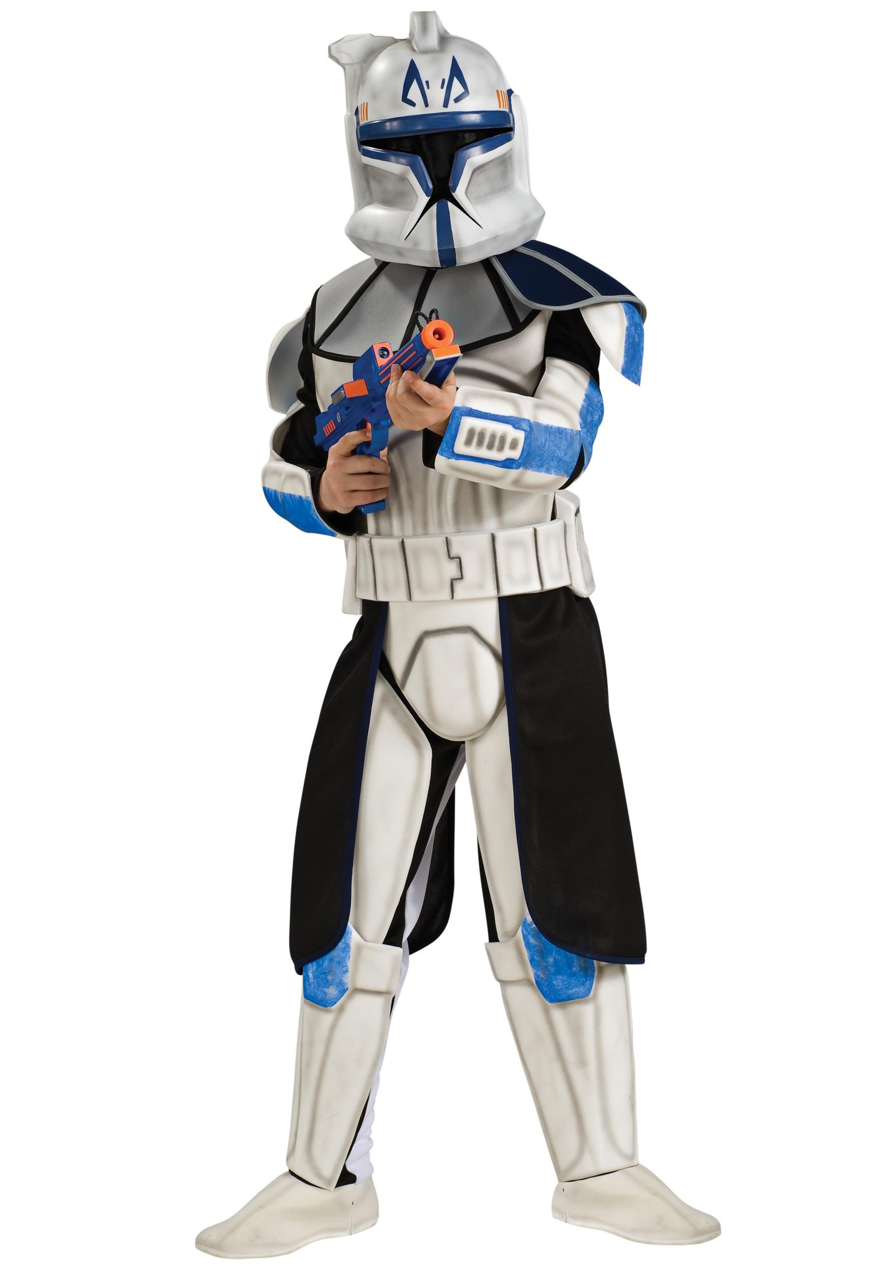 Pics Photos - Star Wars Clone Wars Arf Trooper Child Costume