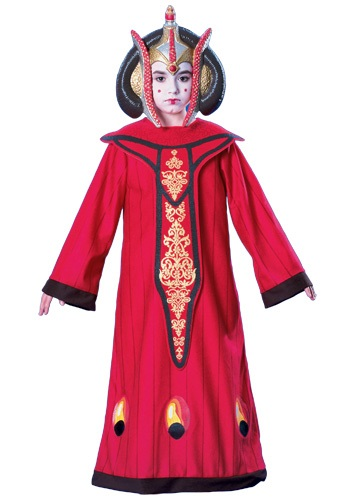 Queen Amidala Kids Costume
