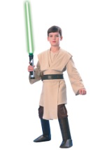 Child Super Deluxe Qui Gon Jinn Costume
