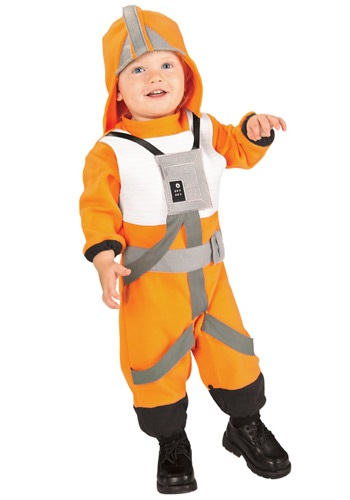 Newborn X-Wing Fighter Pilot Costume