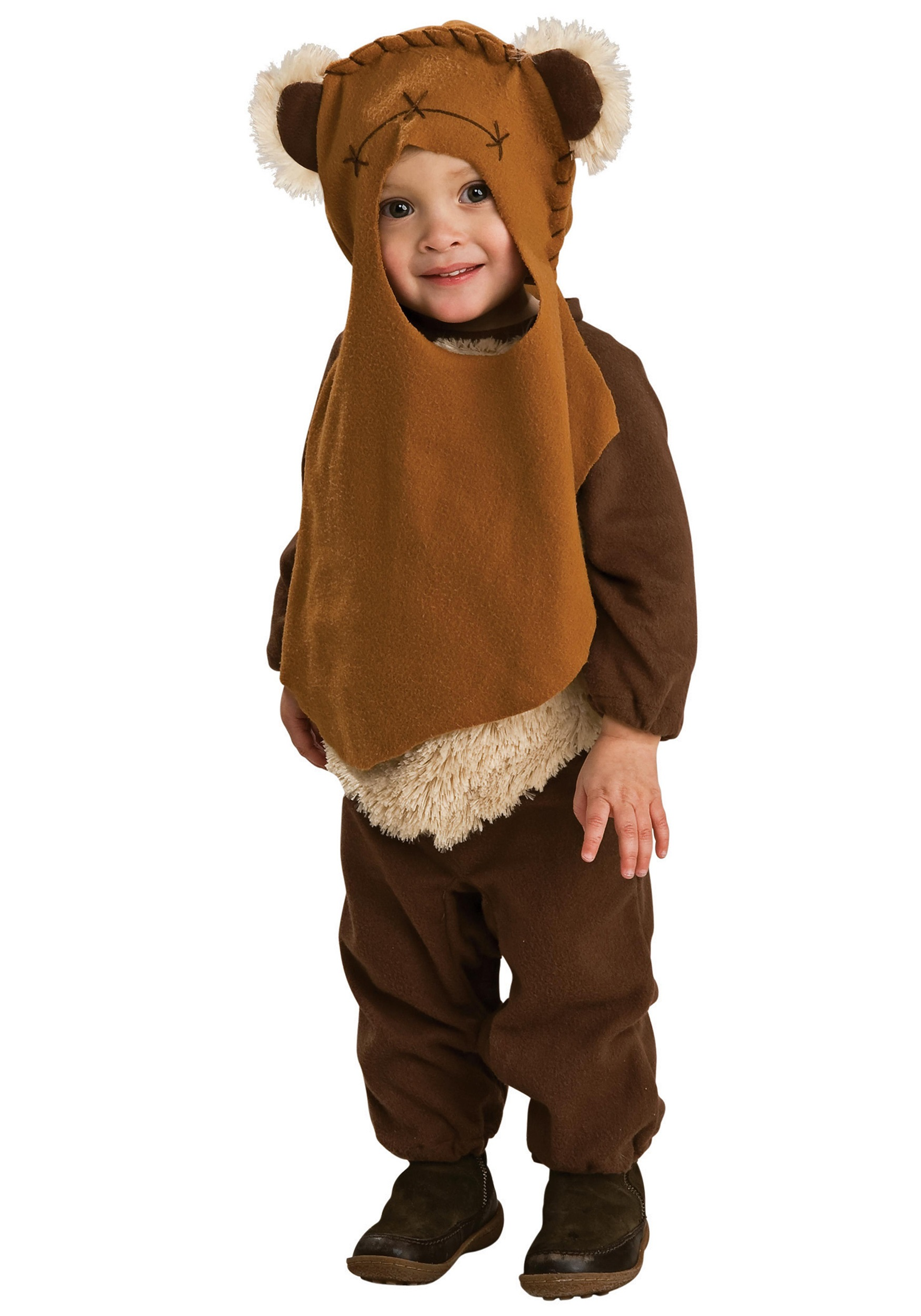 Star Wars Halloween Costumes.Ewok Toddler Costume