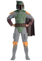 Adult Deluxe Boba Fett Costume