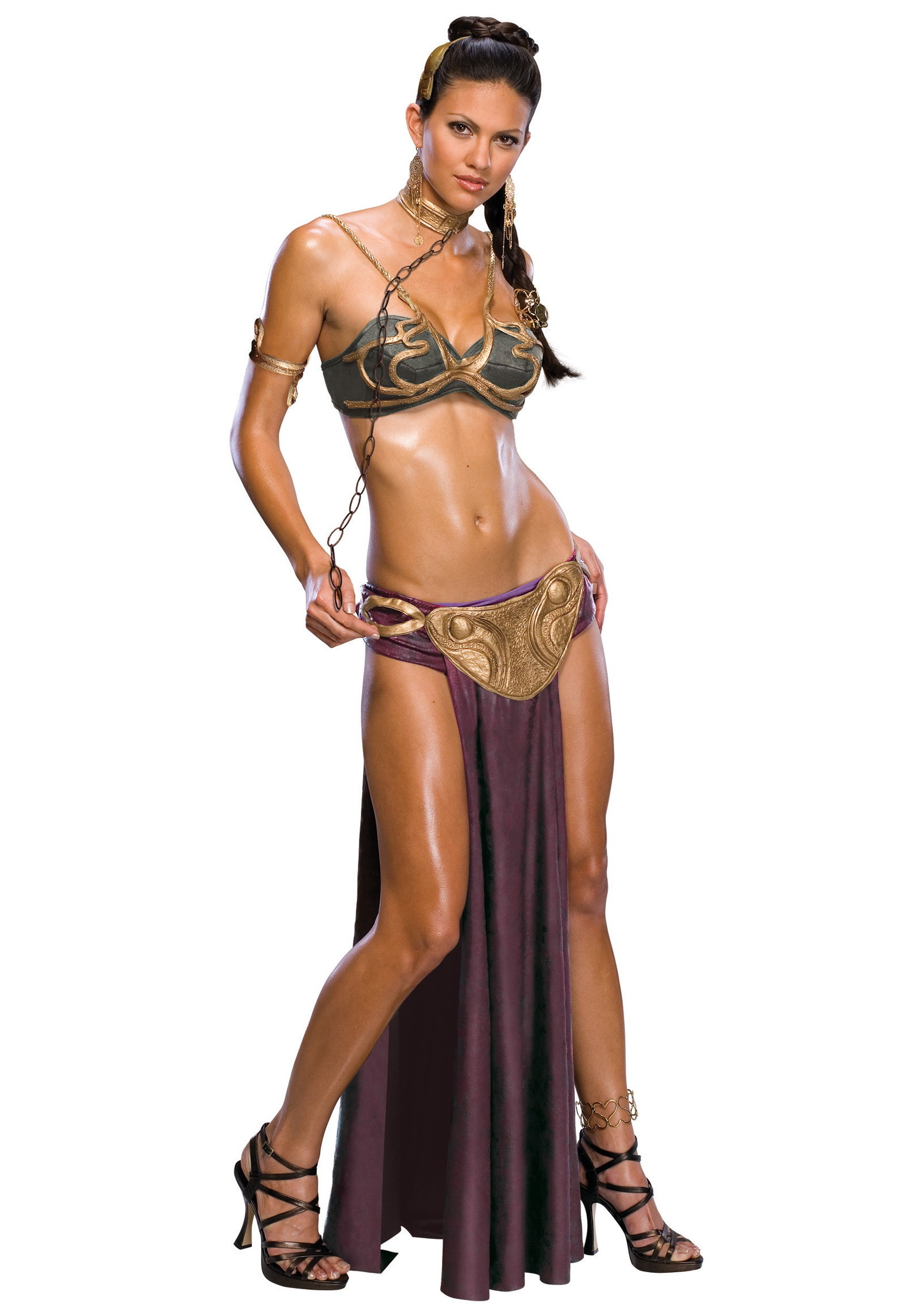 Adult costume leia princess