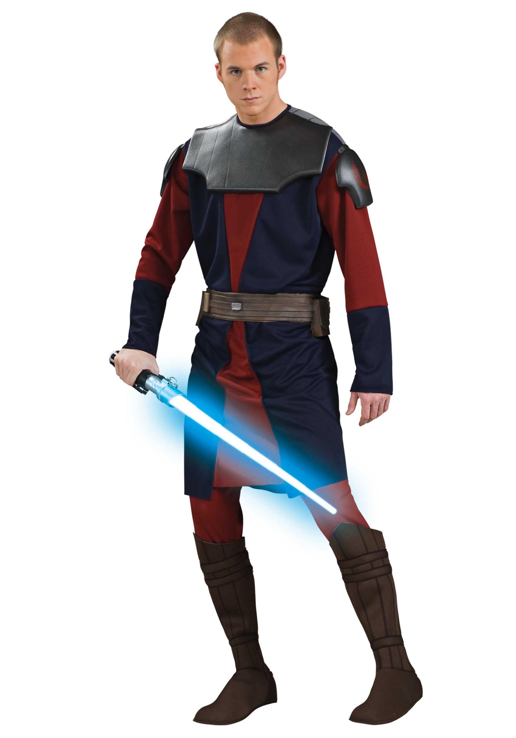 Adult anakin costume deluxe skywalker