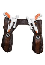 Cad Bane Holster and Gun Set
